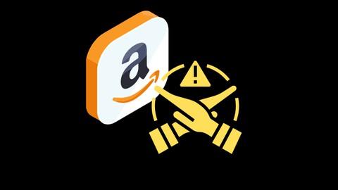 Amazon Suspend ve Hesap Sağlığı Trademark Copyright Patent