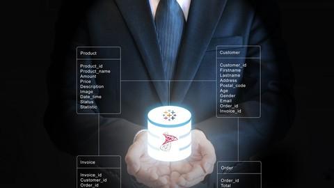 SQLServer 2019 Data Analytics & Tableau Data Visualisation