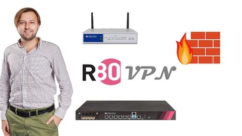 Check Point VPN course [for CCSA & CCSE professionals]-2021