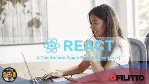 React: Construindo Single Page Application (SPA)