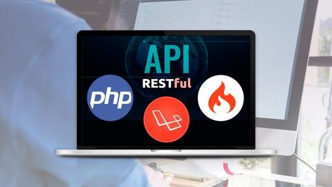 Máster en API RESTful con PHP 7+, Laravel 6+, CodeIgniter 4+