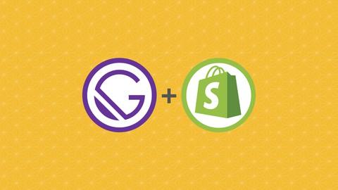 Gatsby JS & Shopify: Gatsby ecommerce sites [Gatsby 2021]