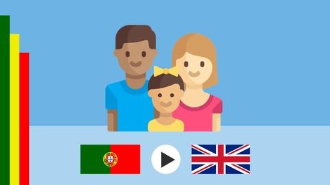 FAMÍLIA | Inglês Para Todos, aprenda com Imagens - Curso 1