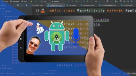 Formação Developer - Comandos de VOZ TTS para apps Android