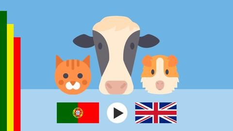 ANIMAIS  1 | Inglês Para Todos aprenda com Imagens - Curso 3