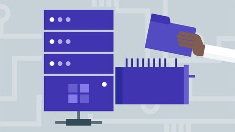 Especialista em virtualização e servidores de arquivos