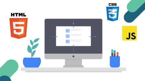 Crea una página web profesional con HTML CSS y Javascript