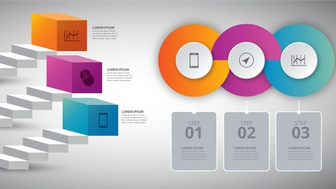 Infographics Design 2020: 12 Infographic Designs Included