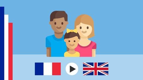 FAMILLE | Anglais pour Débutants - Cours d'Anglais Facile 1