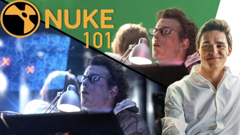 Introduction to Nuke VFX Compositing: The Essentials - NK101