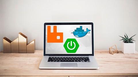 RabbitMQ com SpringBoot e Docker