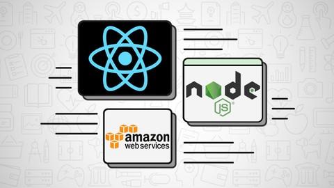 React Next.js Node API AWS - Build Scaling MERN Stack App