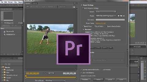 Video editing: Adobe Premiere Masterclass