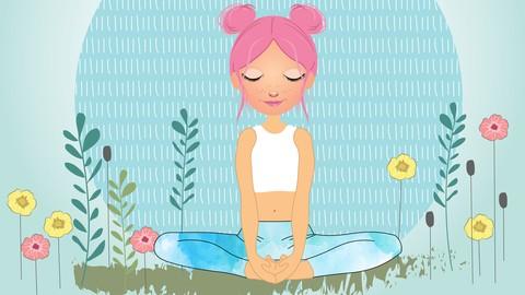 Mindfulness Meditations for Kids - ages 5-17