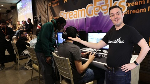 Esports in Education - Live Streaming Esports Tournaments