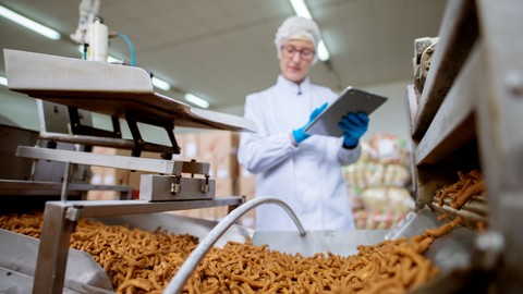 GMP for Food Safety (Foundational course for ISO 22000)
