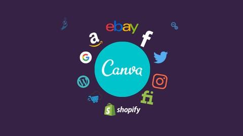 زد ارباحك وقلل مصاريفك ,CANVA احترف التصميم مع