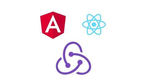 Aprenda ReactJS e Angular, lib e framework mais utilizados!