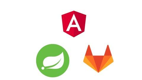 Angular com Spring Framework: Desenvolvimento Web de ponta.