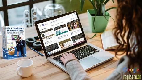 Curso Seu Site Grátis no Google Sites