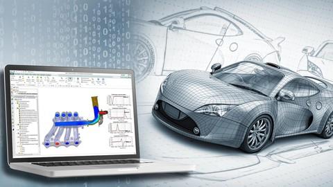 Siemens NX 1847 - Advanced Sketch Training