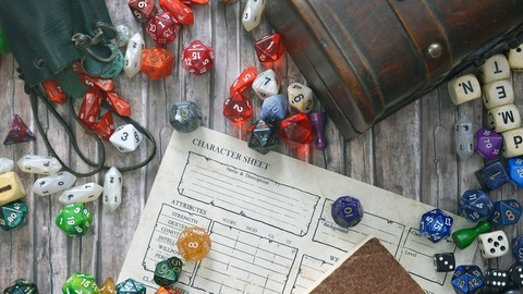 Become a Professional Dungeon Master
