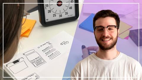 Diseño UX: experiencia de usuario UX / UI + Figma