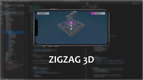 ZIGZAG 3D - Unity + C#