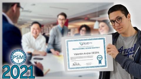 Scrum Master desde Cero + Preparación para Certificación