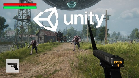 Jogo de Tiro - Primeira Pessoa - FPS - Unity3D
