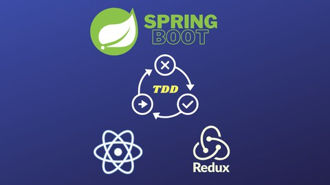 Fullstack Project With Spring Boot Java And React Hooks- TDD