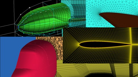 Mastering ANSYS Mesh Generation with ICEM CFD