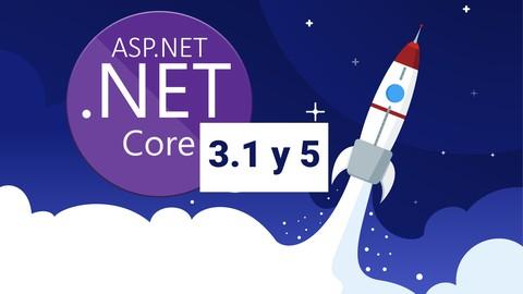 Master en ASP.NET Core 3.1 y 5 MVC - Entity Framework