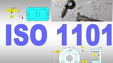 Interpretação de GD&T conforme ISO 1101