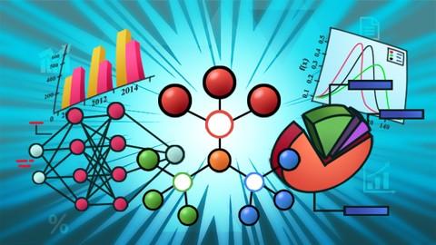 Super Academia Estatística - 9 cursos em 1