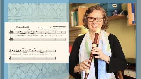 Flauta Doce para Adultos iniciantes