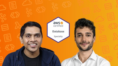 [NEW] Ultimate AWS Certified Database Specialty 2021