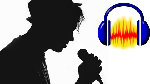 Voice-Over: Professional Editing & Mastering With Audacity