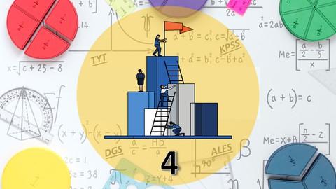 Sıfırdan Zirveye Matematik Seti -4 (TYT - DGS - KPSS - ALES)