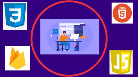 Bot-like Web Forms using Firebase, JavaScript, HTML & CSS