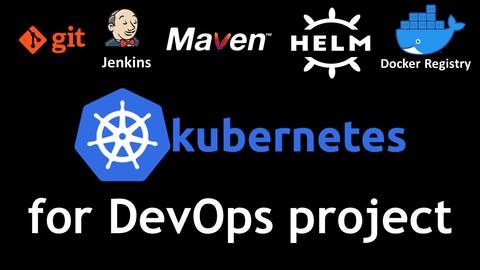 Production Ready Kubernetes setup for CI/CD - DevOps project