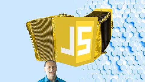JavaScript Accordion JavaScript Programming Exercise