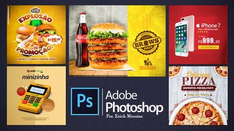 Designer Gráfico com o Photoshop - Seus primeiros flyer