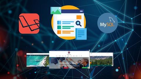 Sistema en Laravel, Tu propio CMS que crea sitios webs