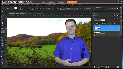 Corel PaintShop Pro für Einsteiger