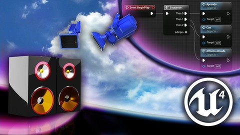Unreal Engine 4.x - Visualización de Producto con Blueprints