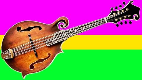 MASTER MANDOLIN COURSE - Intermediate and Advanced Mandolin