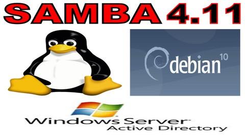 Curso - Samba 4.11.6 com Debian 10.3 + PfSense + File Server