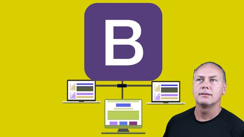 Bootstrap 4 Quick Website Bootstrap Components Course