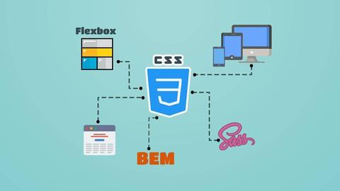 Projelerle İleri Css ve Flexbox | 2021